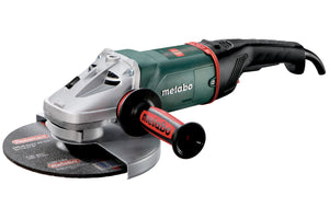 "METABO W 24-230 MVT NON-LOCKING (US606467760) 9"" ANGLE GRINDER"
