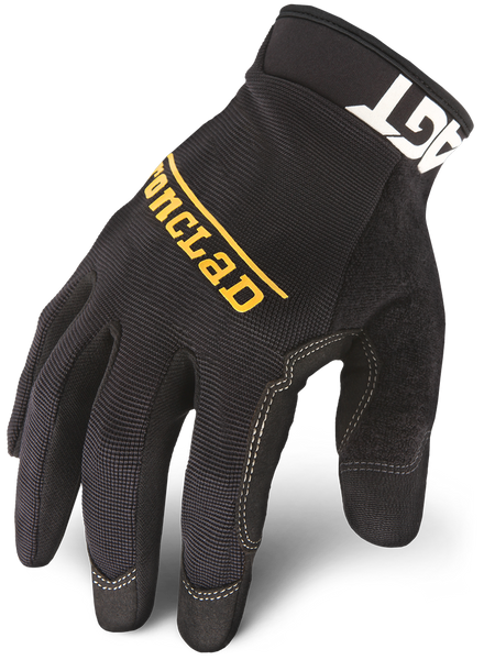 IRONCLAD WCGA - WORKCREW BLACK GLOVE