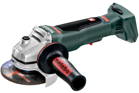 "METABO: WPB 18 LTX BL 115 (613074860) 4 1/2"" CORDLESS ANGLE GRINDER (BARE TOOL ONLY!!)"