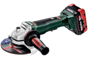 "METABO:  WPB 18 LTX BL 150 (613076640) 6"" CORDLESS ANGLE GRINDER"