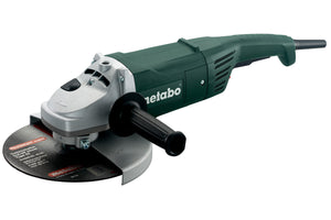 "METABO W 2000 NON-LOCKING (US606420760) 9"" ANGLE GRINDER"