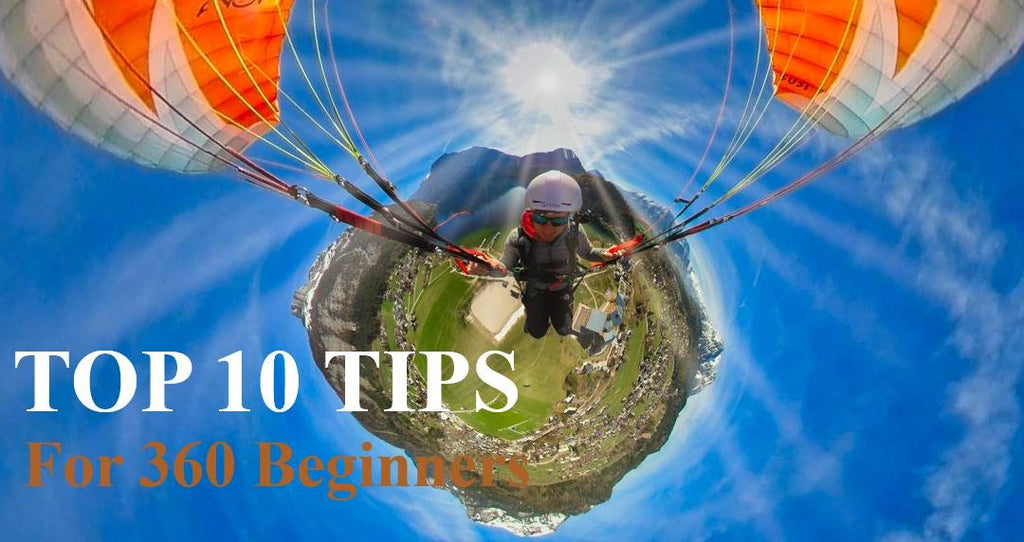 VR Photography & Videography Guide 101: Top 10 Tips for 360 Beginners