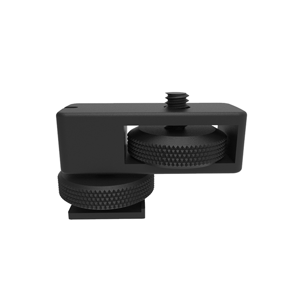 Hot & Cold Shoe Mount for R/S/Go