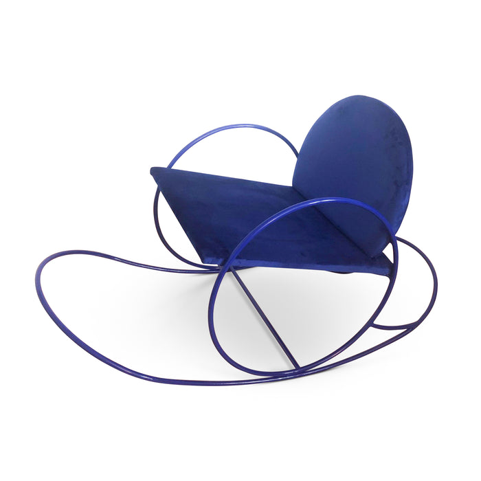 Meneo Rocking Chair by Armombiedro Studio