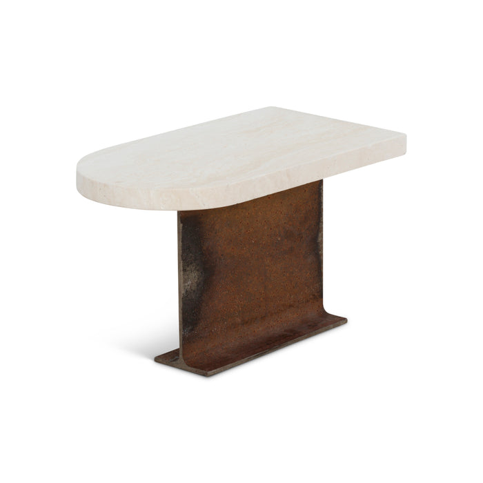 Riso Side Table by Umberto Bellardi Ricci