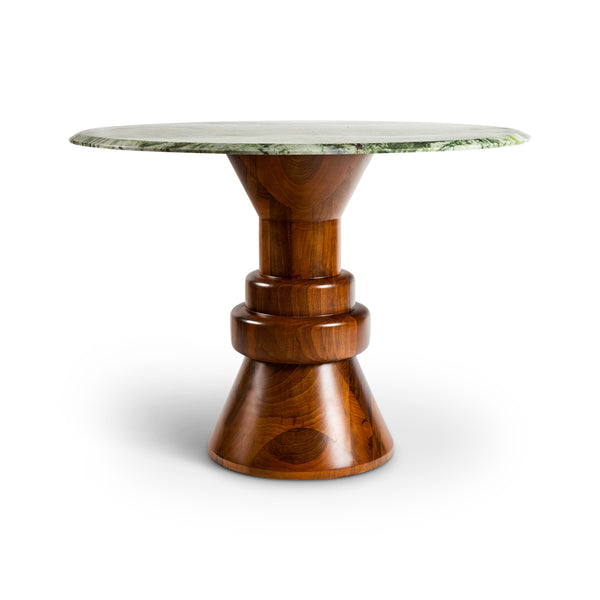 Round Dining Table by Merve Kahraman