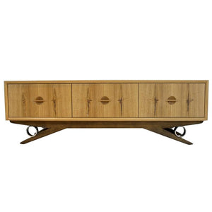Baixa Sideboard In Rustic White Oak