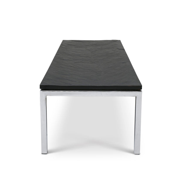 Florence Knoll Slate Coffee Table