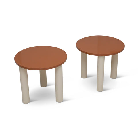 Post Modern Side Tables