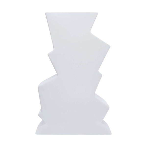 "Porcelain ""Jazz"" Vase by VISO Project"