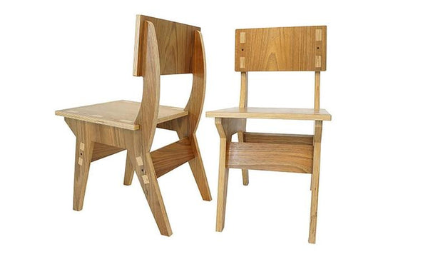 Kinder Plywood Dining Chair