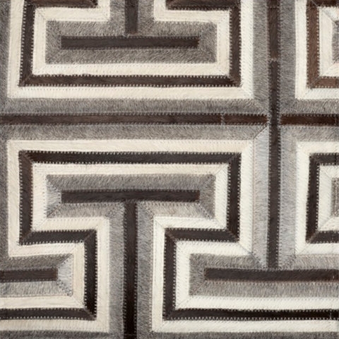 Geometric Cowhide 1