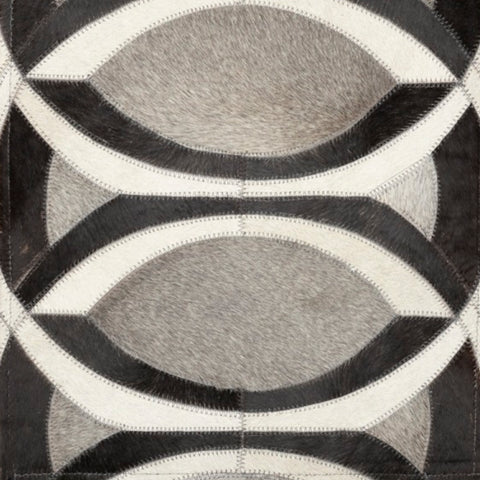 Geometric Cowhide 3