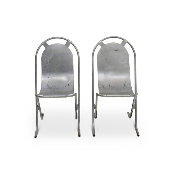 1950's Stak-A-Bye Garden Chairs by Harry Sebel