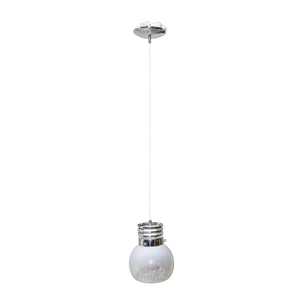 Mazzega Murano Glass Pendant Light