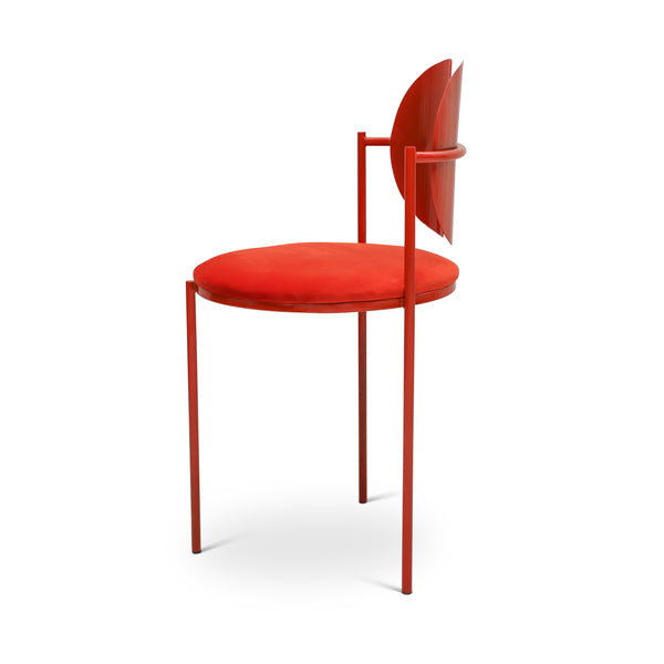 Qoticher Chair by Armombiedro Studio