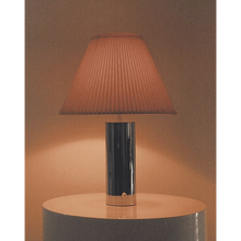 Load image into Gallery viewer, Robert Sonneman for George Kovacs Chrome Table Lamp