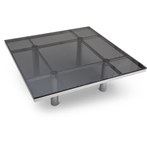 """André"" Coffee Table by Tobia Scarpa for Gavina"