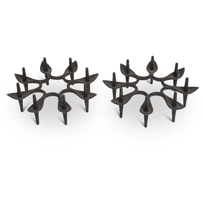Jens Quistgaard for Dansk Cast Iron Candle Holder -
