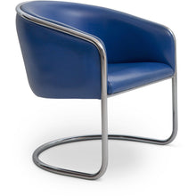 "Load image into Gallery viewer, Joan Burgasser ""Club Tub"" Chair for Thonet"