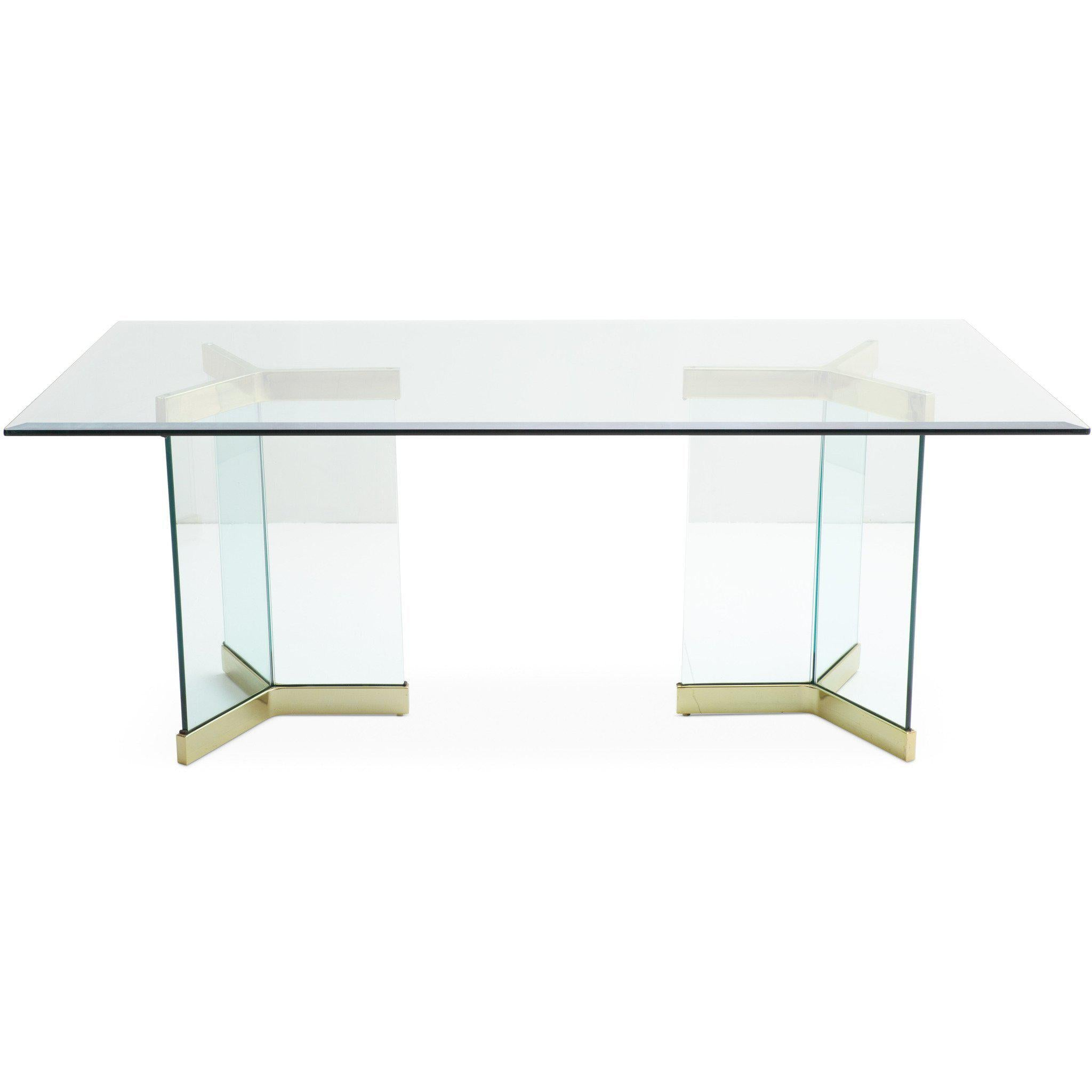 Leon Rosen Sculptural Dining Table