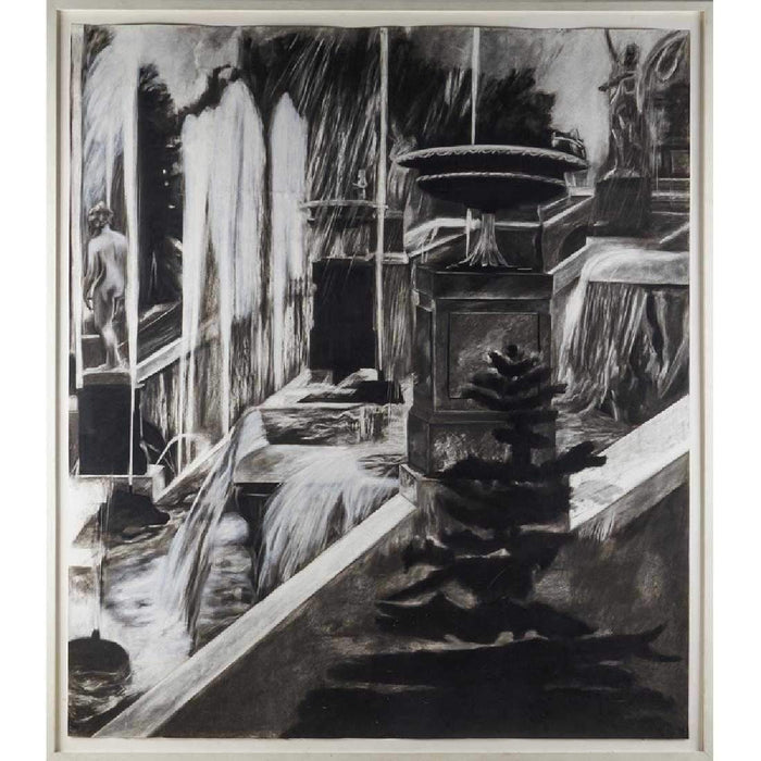 "Michele Zalopany ""The Fountain"" (1984)"