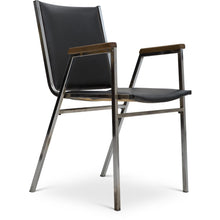 Load image into Gallery viewer, Mid Century Occasional Chair - Black