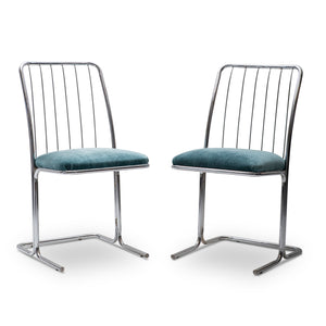 Daystrom Dining Chairs (Pair)