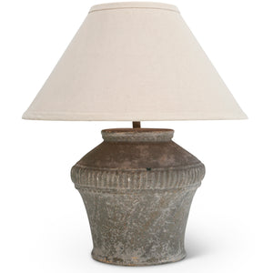Large Vessel Table Lamp