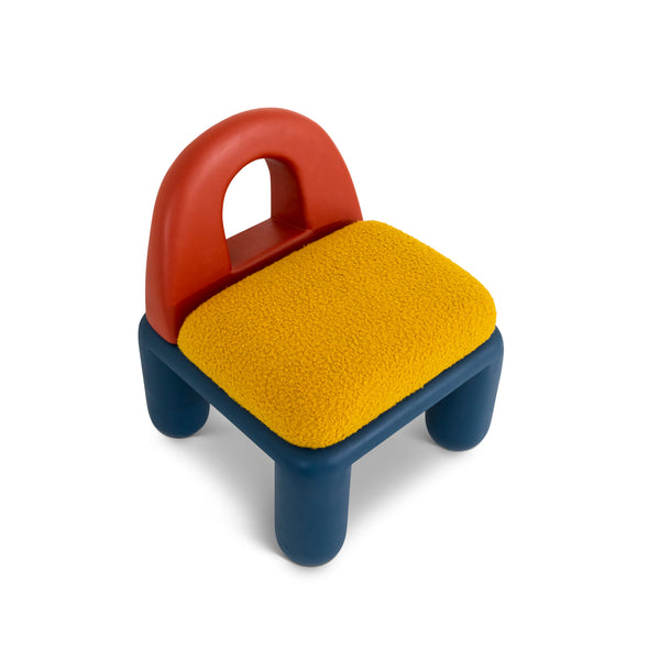 Primary Chubby Chair by Jackrabbit Studio