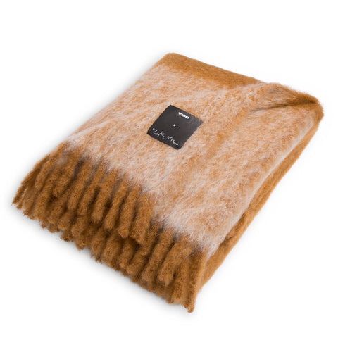 VISO Handcrafted Mohair Blankets