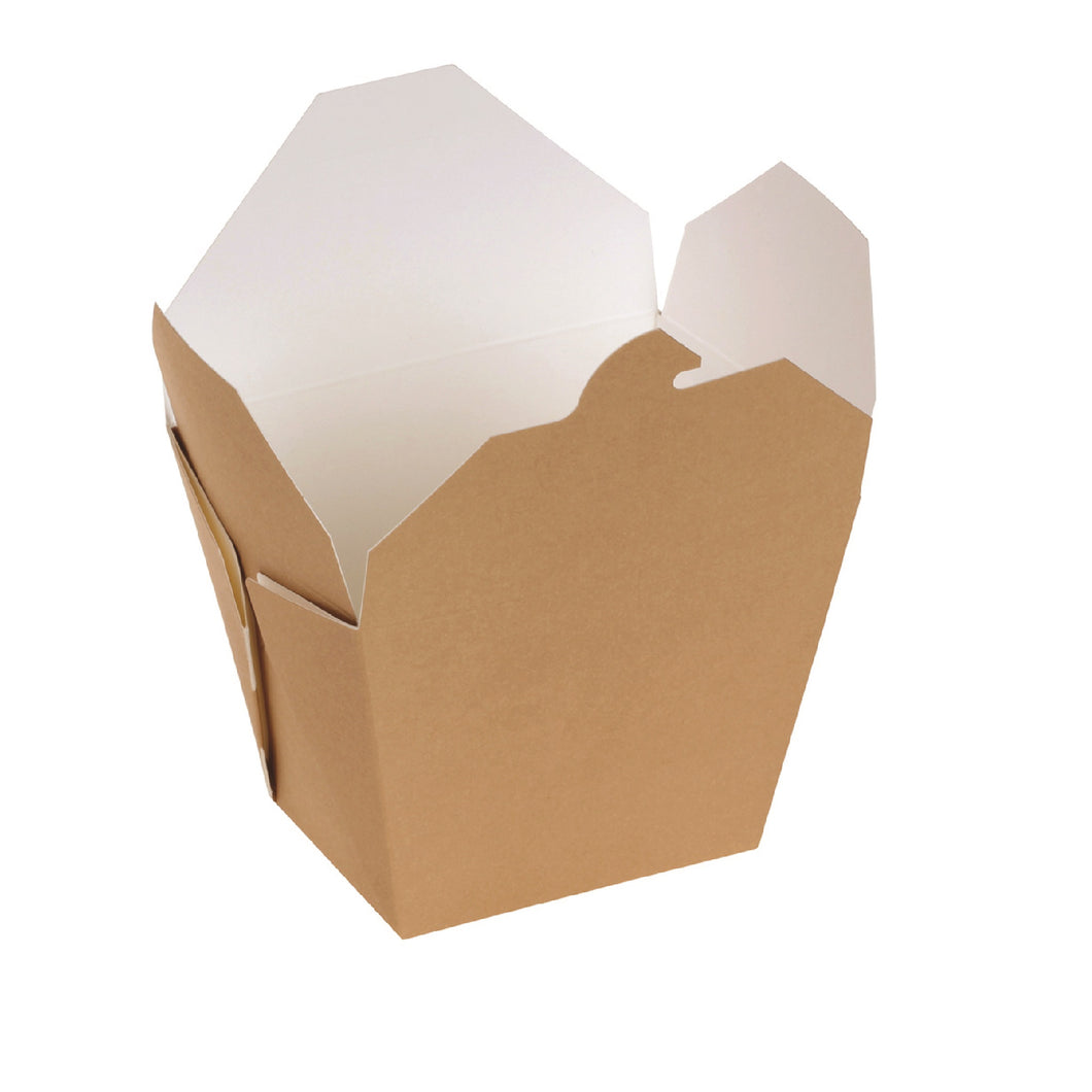 naturesse PLA Take Away Box 700ml 8,5x6,5x9,0cm