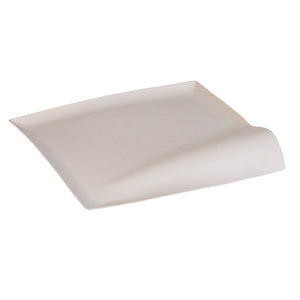 naturesse Zuckerrohr Teller Wave 20,5x20,5cm