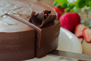 Hands-on Awfully Chocolate Inspired Dark Chocolate Fudge Cake Workshop