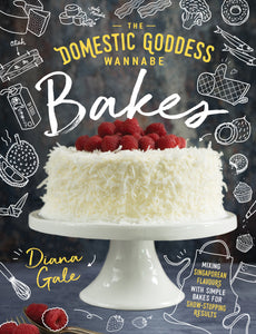 The Domestic Goddess Wannabe BAKES – Courier