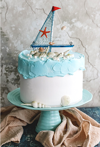 Hands-on Lemon Truffle Cake with Sailboat Workshop