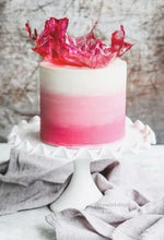 Load image into Gallery viewer, Hands-on Ombre Morello Cherry Buttercream Cake Workshop