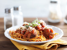 Load image into Gallery viewer, Hands-on Sourdough Pasta with Easy Meatball Sauce & Quick Roasted Garlic Bread Workshop