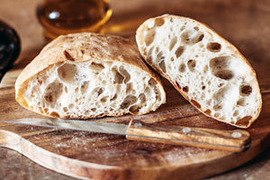 Hands-on Sourdough Ciabatta & Sourdough Cheddar Biscuits Workshop