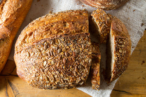 Hands-on Artisan Bread Workshop 11 (Multi-Grain Bread)