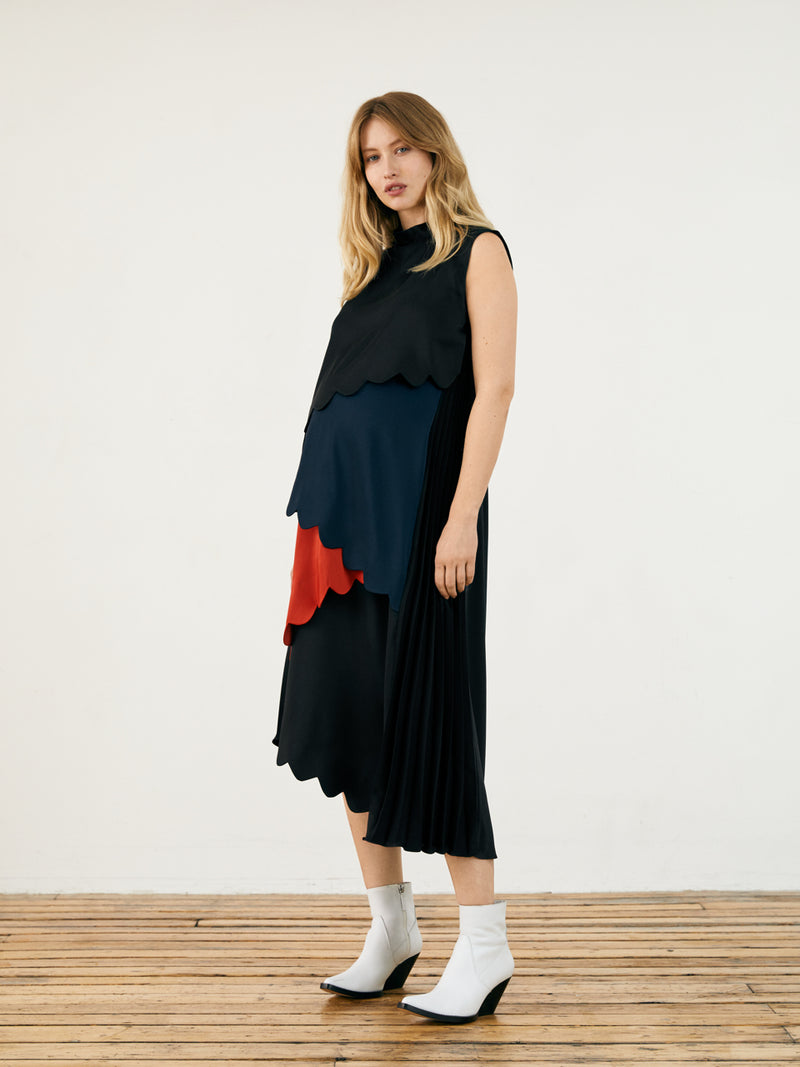 Cloud Dress - Black