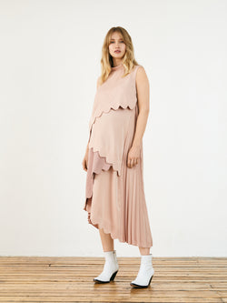 Cloud Dress - Pink