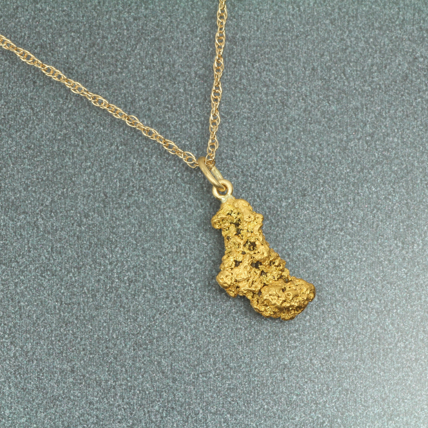 NATURAL GOLD NUGGET