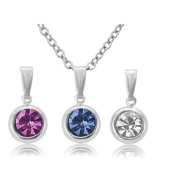 Three Color Pendant Set (Ships from USA)