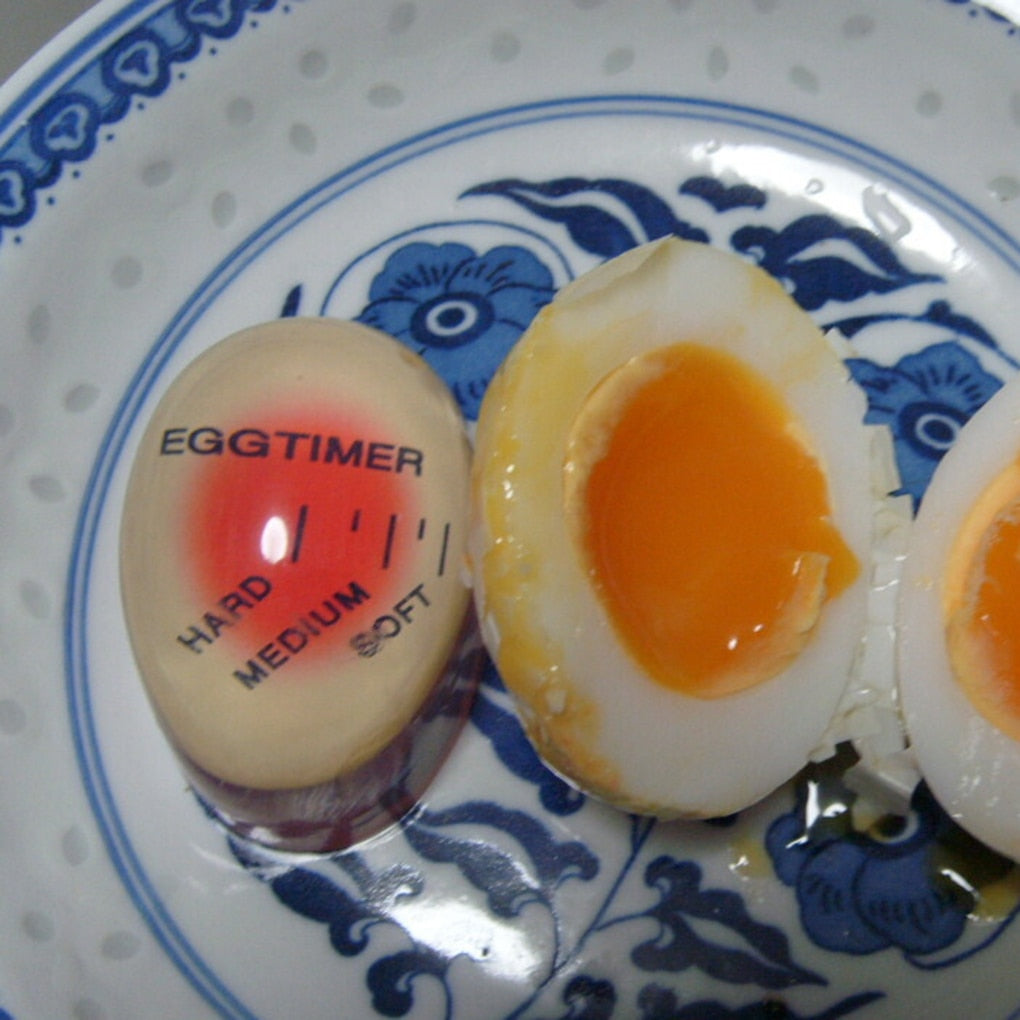 Resin Material Colour Changing Egg Timer
