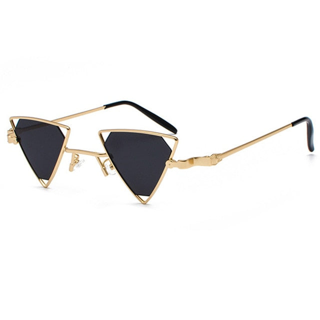 Vintage Triangle Sunglasses