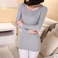Autumn Turtleneck Long Sleeve Sweaters