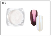 Nail Art Shell Mirror