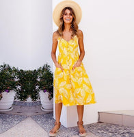 Casual Vintage Sundress