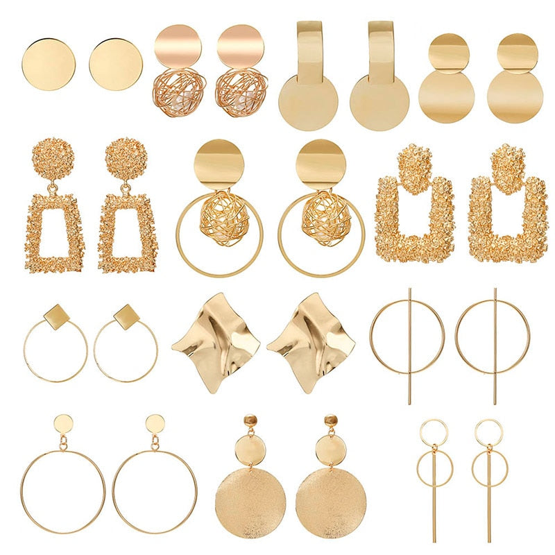 Statement Earrings 2019